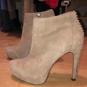 Vince Camuto bootie heels